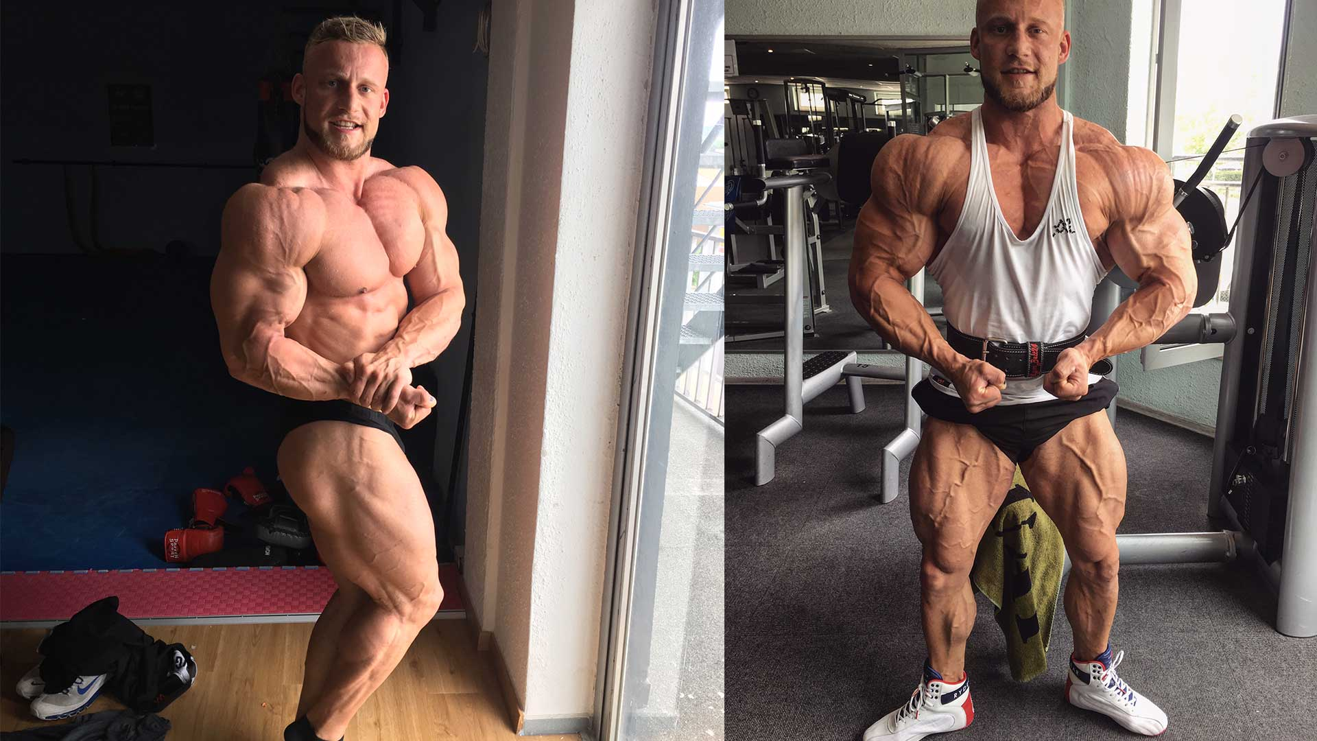 Dominik Dörfl Bodybuilder