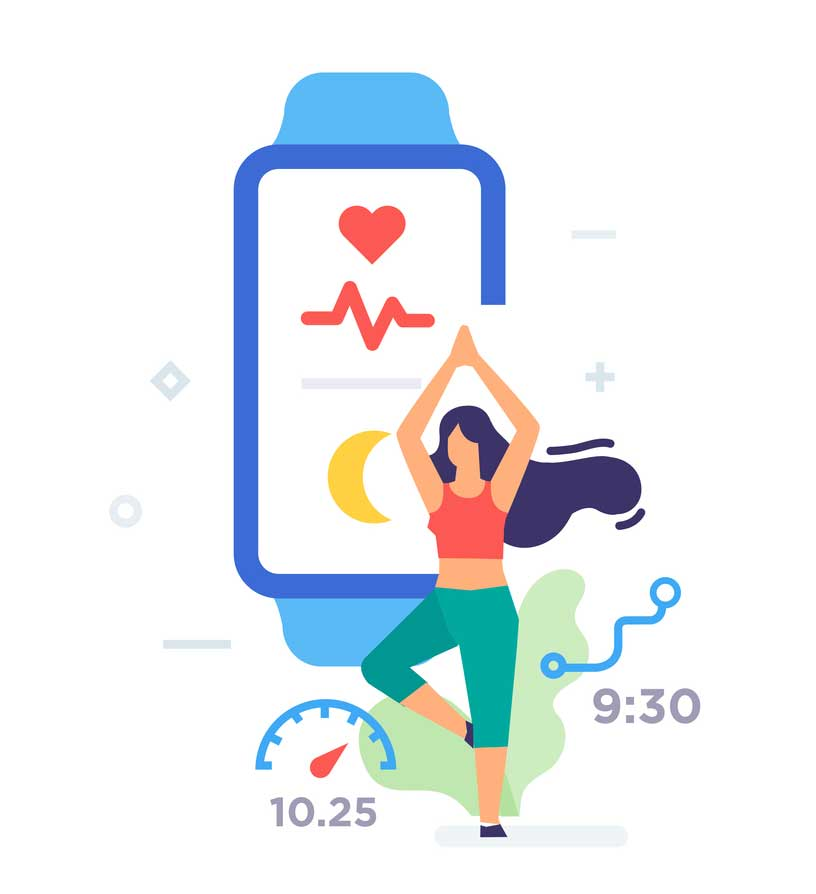 Fitness Tracking Apps