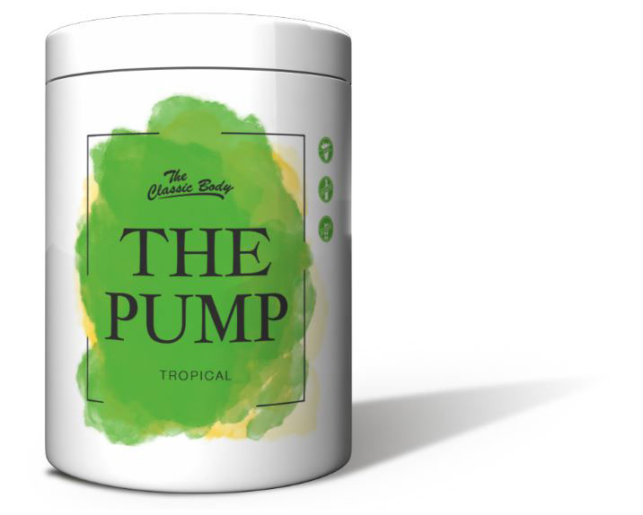 The Pump Classic Body Nutrition