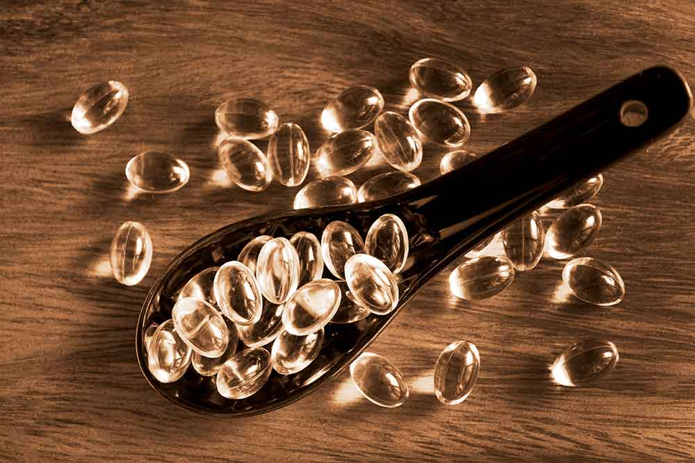 Omega 3 Kapseln Supplements