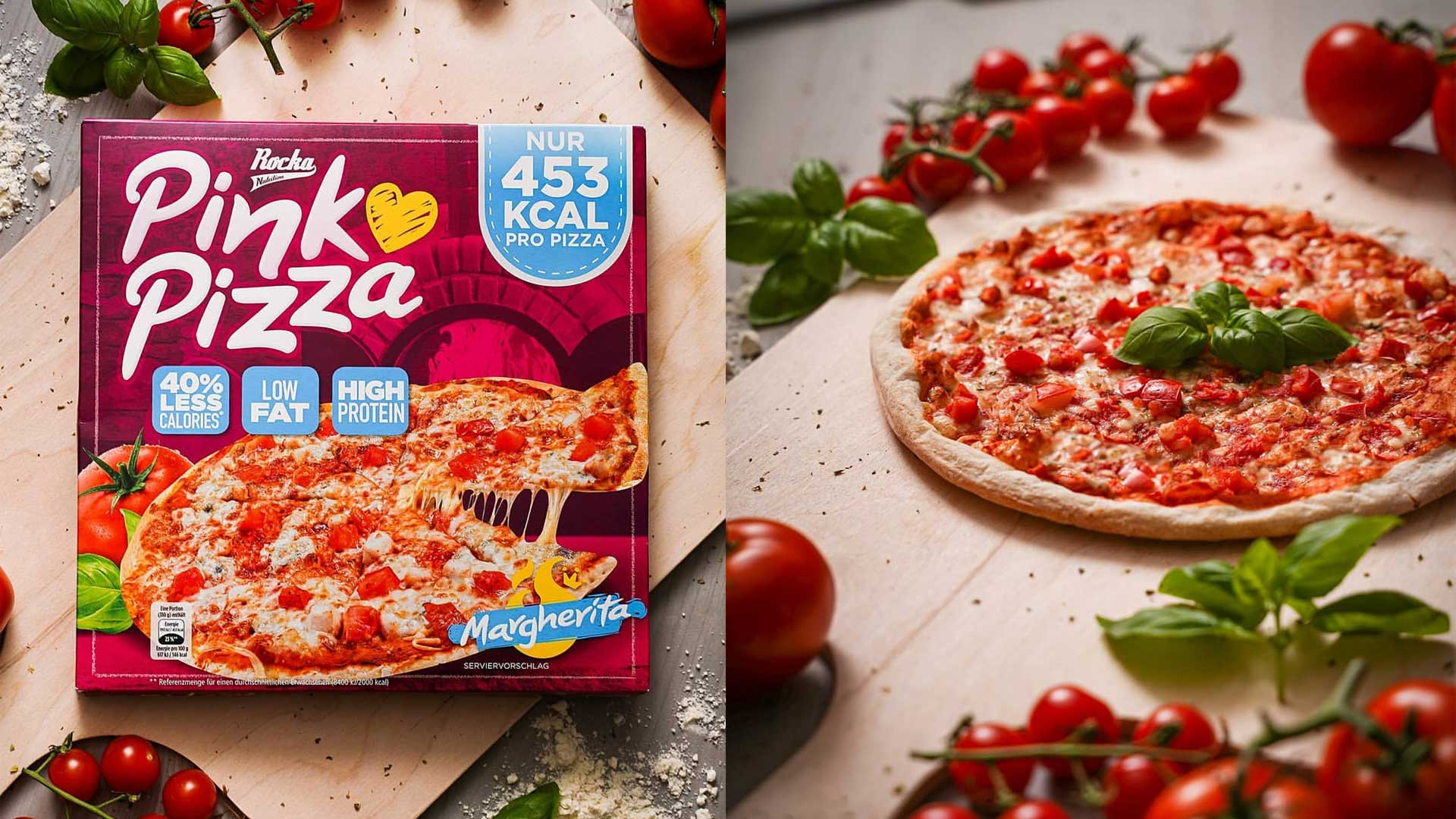Rocka Nutrition Pink Pizza