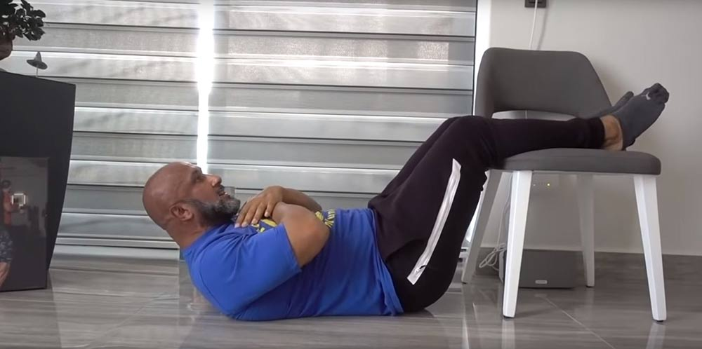 Pumping Ercan Crunches